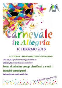 Carnevale in Allegria