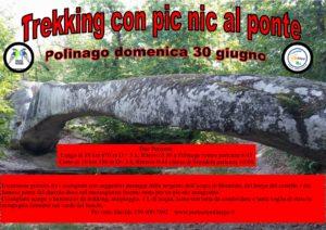 domenica 30 giugno Picnic al ponte del diavolo